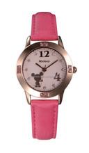 leather corporate wrist watch