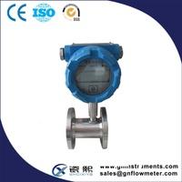 Cheap and wholesale diesel flow meter sensor 4-20ma, flow meter flange