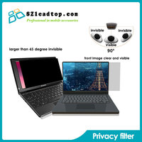 OEM laptop/notebook computer privacy filter 11-30 customise size