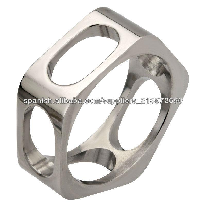 Wholesale Stainless steel men ring