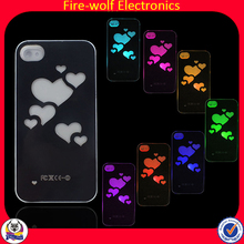 Best Popular Mobile Phone Accessories Led Flashing Phone Case