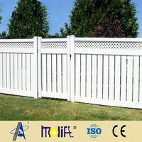 Zhejiang hangzhou AFOL pvc stockade fence