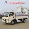 4cbm DFAC brand excrement suction truck