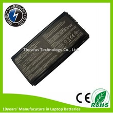 4400mAh li-ion battery pack for asus a32-f5 laptop battery replacement with 6 cells