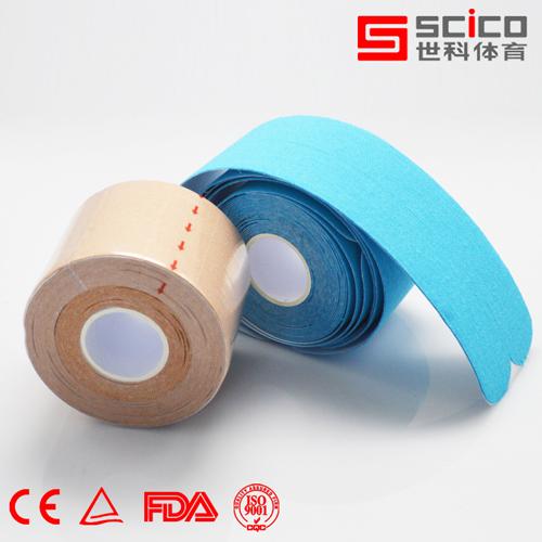 5cm х 5м печатных водонепроницаемые медицинский kinesio ленты для спортсменов( производителей)