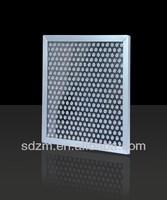 Commercial stainless steel range hood filter
