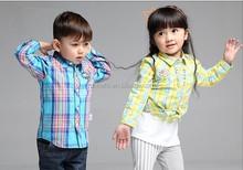 new plus size shirts boys 2015 latest fashion style boys shirts plaid wholesale children clothing china