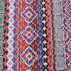 National styles polyester printed lace fabric, fabric textile