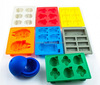 Star war ice trays BPA free silicone ice cube trays