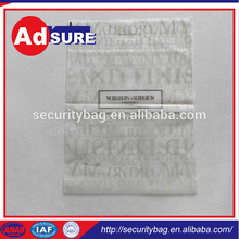 self adhesive plastic bags/satchel Delivery bag/graphic packaging bag