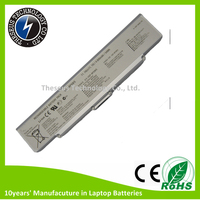 best price VGP-BPS9 11.1V 4800MAH Li-ion laptop battery for Sony Vaio VGN-AR53DB