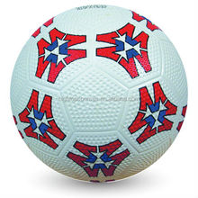 deflated colorful soccer ball ,golf surface rubber soccer,rubber football manufacturer