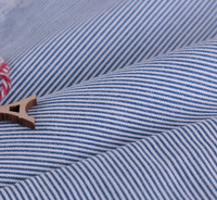 Fashion stripe pattern 100S *100S cotton woven mens business shirt fabric