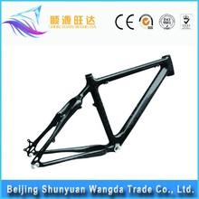 lightweight Custom-made mountain chinese carbon road bike frame