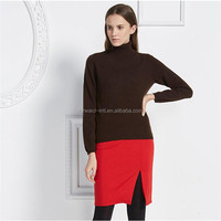 ladies cashmere/wool/silk/angora sweater blended