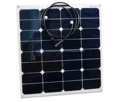 marine thin film flexible roofing solar panel