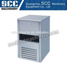 Scc cubo portátil stell inoxidable mini máquina máquina de hielo