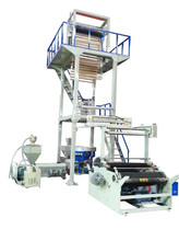 Greenhouse Blown Film Extruder Machine For Sale (EN-2L)