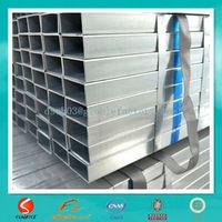 Erw welding process galvanised metal carbon steel pipe price list
