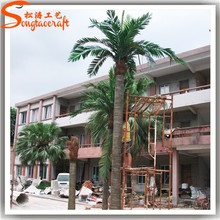 Realistic artificial coconut tree coconut tree brand landscape coconut tree decoration