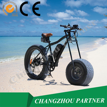 2015 Partner cheap popular 8 fun fat electric bike/bicycle dirt kit for new model (PNT-EB-17)