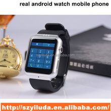 Android Hand Watch Mobile Phone