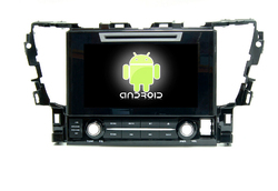 Wholesale Quad core pure android 4.4 toyota alphard car dvd player with BT Radio GPS 3G Wifi android 3G Wifi android!Mirror link