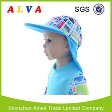 Alva New Arrival and Fashional Infant UV 50+ Wide Brim Sun Visor Hat