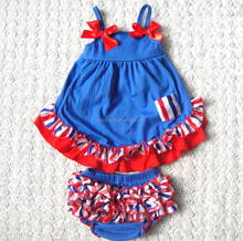 2015 Children Set Kids Suit Outfits Girl Clothes Fashion Tank Tops Summer Child Suit Girl Suit