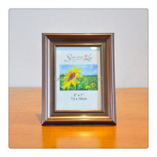 Customized hot sell leaf shaped christmas picture frame
