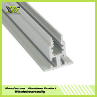 2015 hot sale high quality 6063 t5 anodizing aluminum extrusion