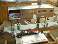 plastic/ film continuous sealing machine 0086 15638185393