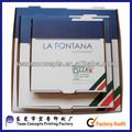 baratos personalizado pizza delivery box