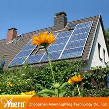 Off- red de energía solar generador de energía limpia solar home system