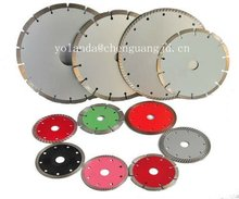different kinds of cutting tools/ diamond saw blade