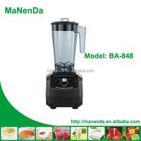 MaNenDa powerful 2.8L PC jar replacement stainless steel jar blender