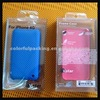 custom Iphone case cover PET packaging boxes,Iphone 5/5s/6 case packaging