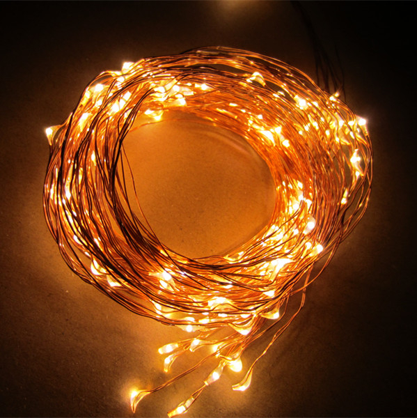 brass wire rice mini ultra thin copper low voltage led string lights. Black Bedroom Furniture Sets. Home Design Ideas