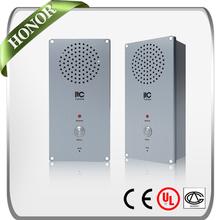 ITC T-6703 Bank or Prison Used Audio 2 Way IP Intercom System
