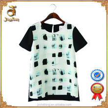 New Fashion Women's Clothing High Quality T-Shirt Manufacturer