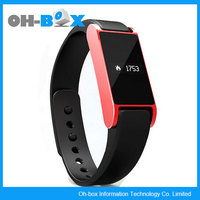 phone accessory 00s6 bluetooth smart bracelet 00s6 smart bracelet with led light 00s6 smart wristband sport watch