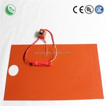 silicone rubber heater silicone rubber heat blanket infrar asphalt heater