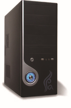 30 Series OEM Audio eSATA USB Front Ports 2015 Top Selling Super Good Looking Vertical Micro ATX Computer Case