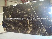 black cosmic granite tile