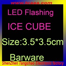 Color Changing LED Ice Cube Light