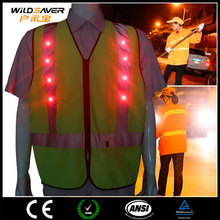wholesale led safety vest cheap security uniforms
