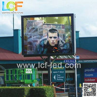 large sport led display for different sport place full angle and instant video display