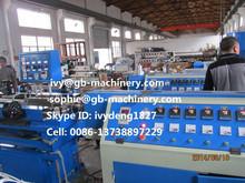 PE/PVC/PA corrugated pipe making machine