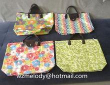 Charming Foldable Fashion Oxford Shopping Tote Bag