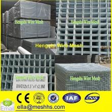 gi welded wire mesh/welded mesh fence panel